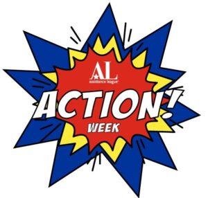 Action! Week Logo