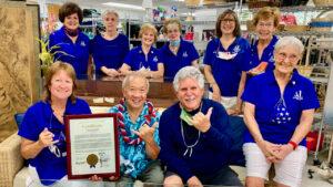 Councilman Calvin Say honors Assistance League of Hawaii