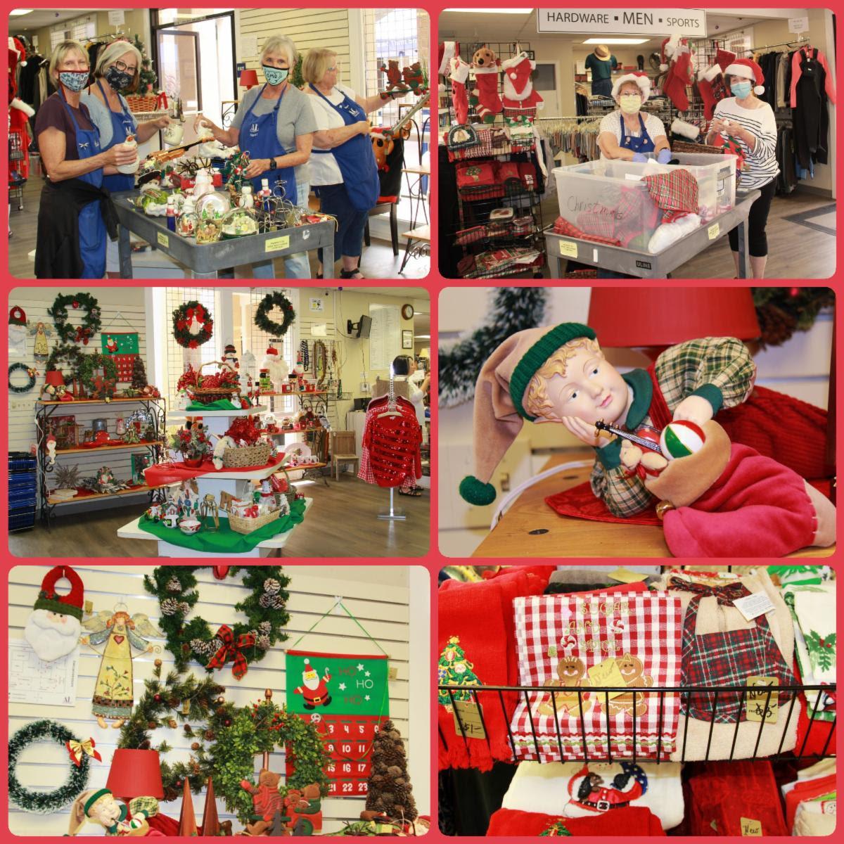 Christmas Assistance Programs List 2020 Huntington Beach Ca Thrift Shop Open Wed & Sat as of Aug. 12, 2020 | Assistance League
