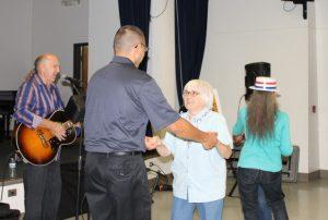 Project Seniors Dance