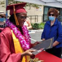 CAMEO mentee graduation and mentors