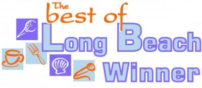 Long Beach Beachcomber Best of 2021 awards logo