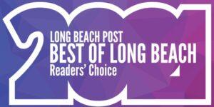 Long Beach Post & Long Beach Business Journal best of 2021 logo
