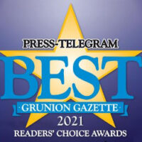 Long Beach Press-Telegram Best of 2021 Readers Choice Awards - blue