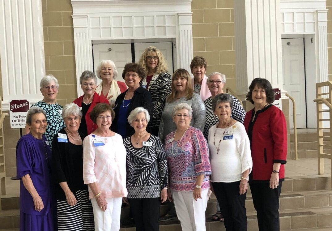 Past President since 1985 at Annual Meeting