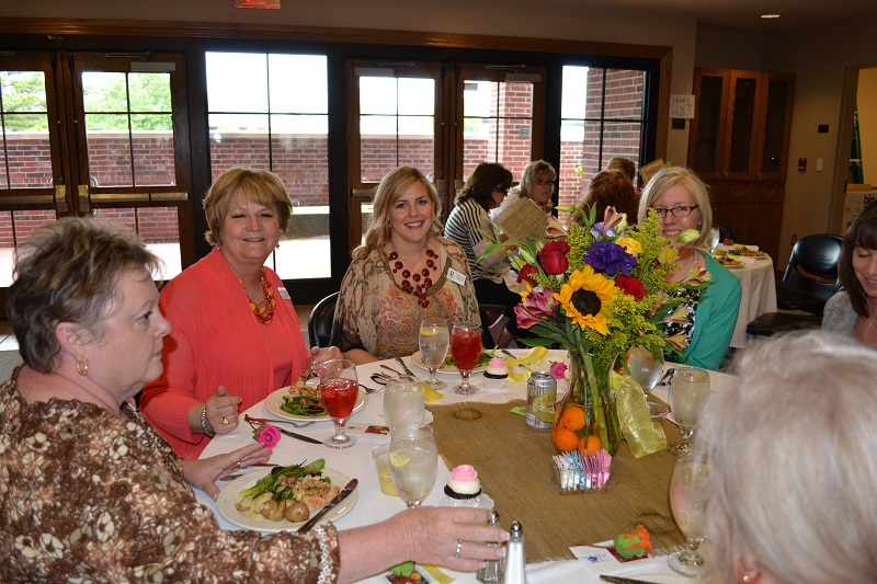 Chapter Spring Lunch
