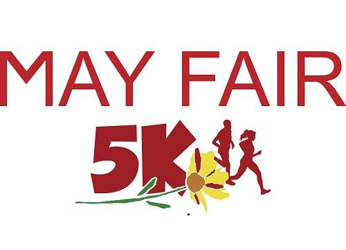 May Fair 5K small white