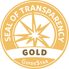 follow us on GuideStar