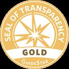 follow us on GuideStar