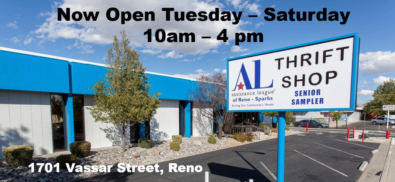 Now open Tues-Sat 10-4