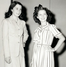 Assisteen Shirley Temple