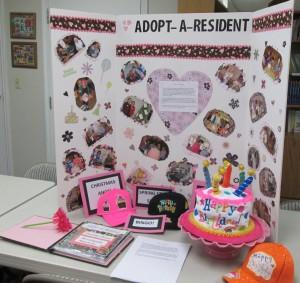 adopt a resident