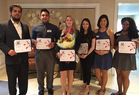 2016 scholarhip recipients