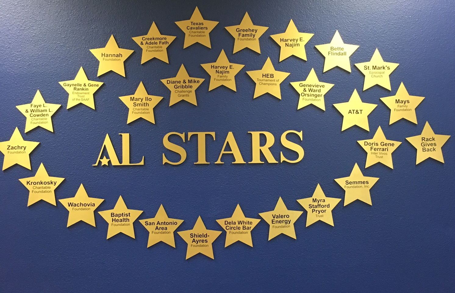 star-wall