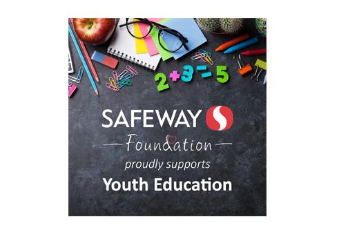 Safeway Foundation logo