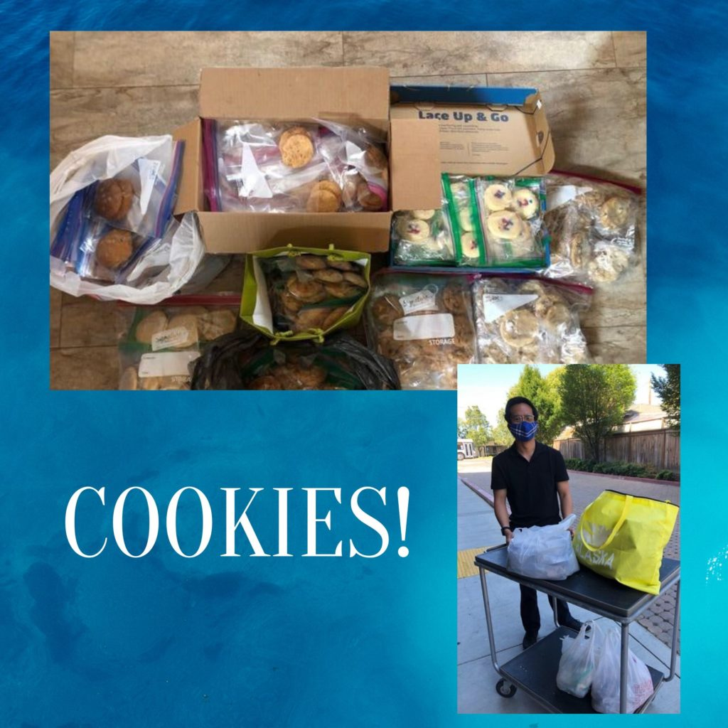 Cookies from Assist-a-Shelter