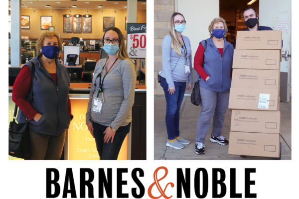 Barnes & Noble Partnership