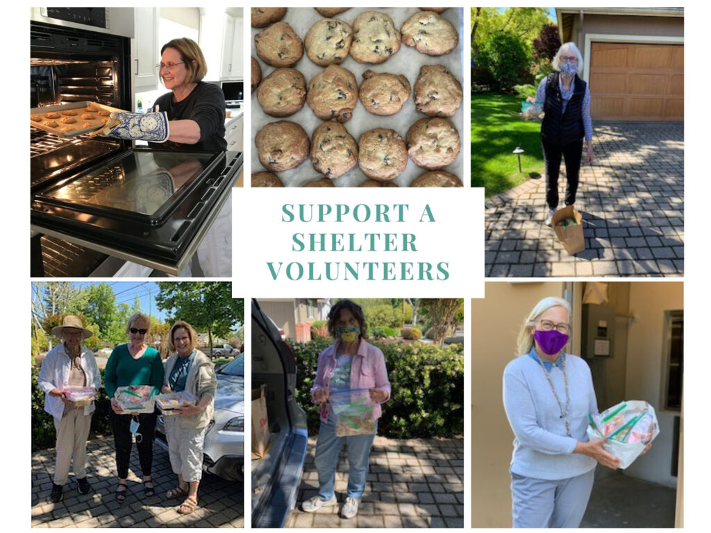 Cookies Delivered to Family Supportive Housing
