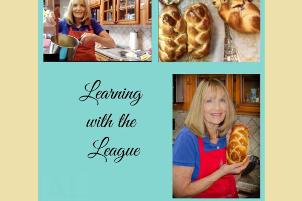 Learning with the League Bread Making