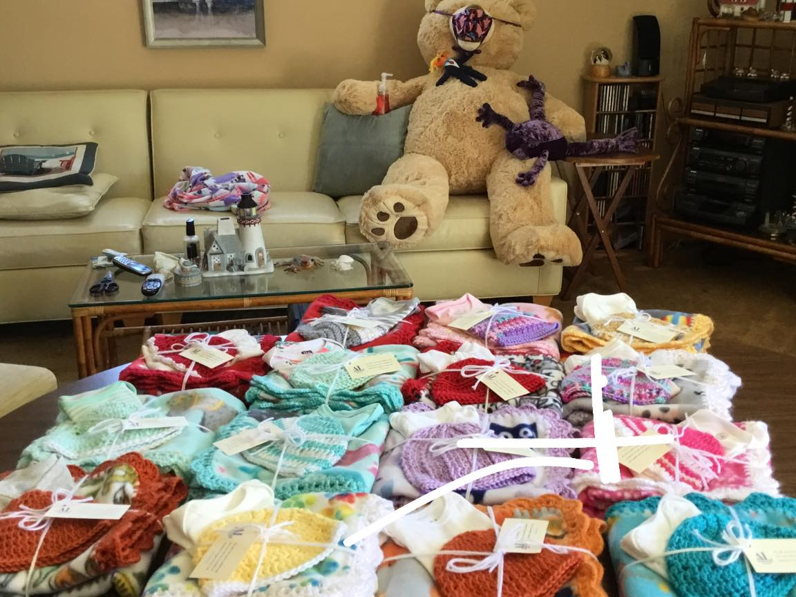 Caring Hands layettes