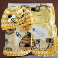 Yellow Bee Layette