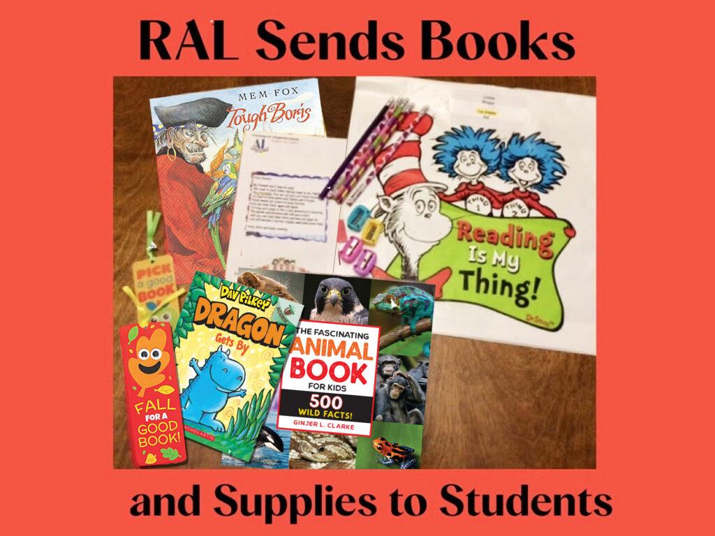 RAL November Book Distribution