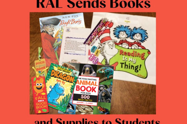 RAL November Book Distribution