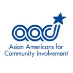 Asian Americans for Community Involvement logo
