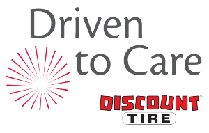 Discount Tire AL Sponsor