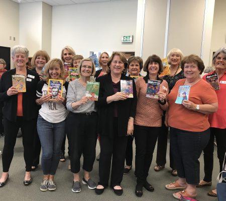 2019 Books and Beyond Volunteer Team