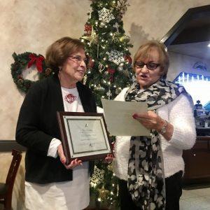vera ada edwards award