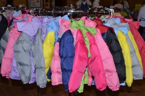 Clothing Distribution