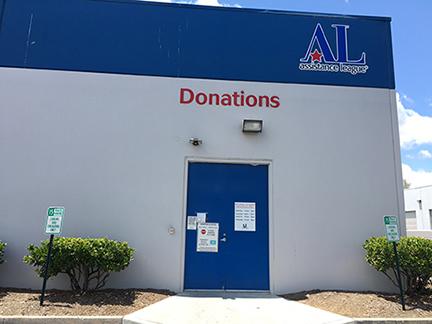 Donation Door 2