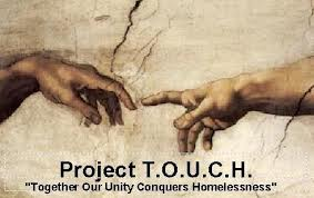 Project TOUCH Logo