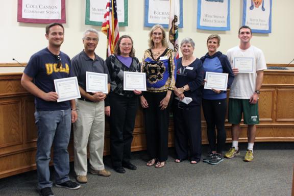 Murrieta Unified School District teachers receive grants to fund enrichment programs.