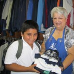 Arcadia Chapter Operation School Bell Shopping Event